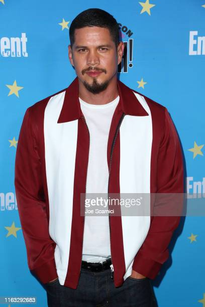 J D Pardo arrives at the Entertainment Weekly ComicCon Celebration at Float at Hard Rock Hotel San Diego on July 20 2019 in San Diego California