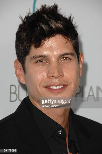 JD Pardo arrives at the Los Angeles premiere of The Burning Plain at the Thompson Hotel on September 14 2009 in Beverly Hills California