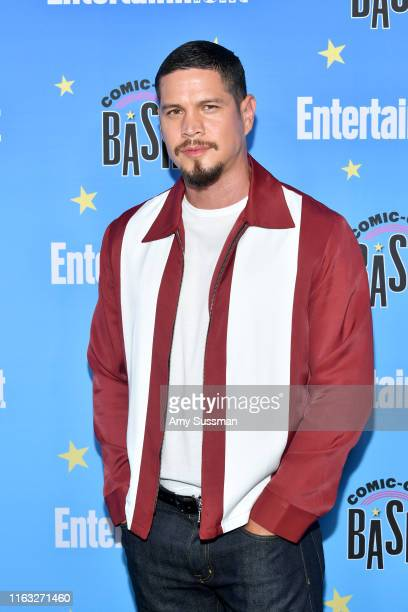 J D Pardo attends Entertainment Weekly's ComicCon Bash held at FLOAT Hard Rock Hotel San Diego on July 20 2019 in San Diego California sponsored by...
