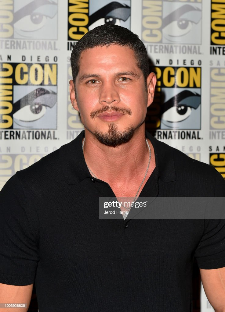 "Comic-Con International 2018 - FX's ""Mayans M.C."" Press Line"