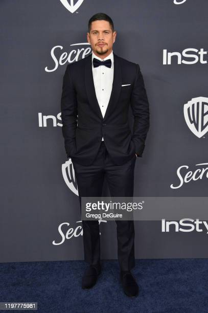 D Pardo attends the 21st Annual Warner Bros And InStyle Golden Globe After Party at The Beverly Hilton Hotel on January 05 2020 in Beverly Hills...