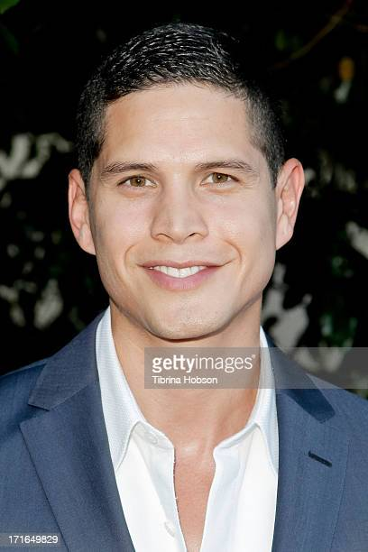 Pardo attends the Academy of Science Fiction Fantasy Horror Films 2013 Saturn Awards at The Castaway on June 26 2013 in Burbank California