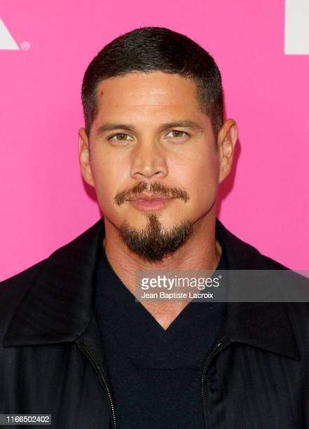 J D Pardo attends the FX Networks Starwalk Red Carpet At TCA at The Beverly Hilton Hotel on August 06 2019 in Beverly Hills California
