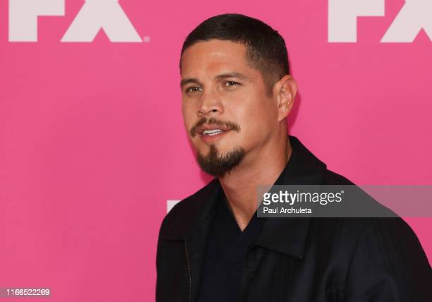J D Pardo attends the FX Networks TCA's Starwalk Red Carpet at The Beverly Hilton Hotel on August 06 2019 in Beverly Hills California