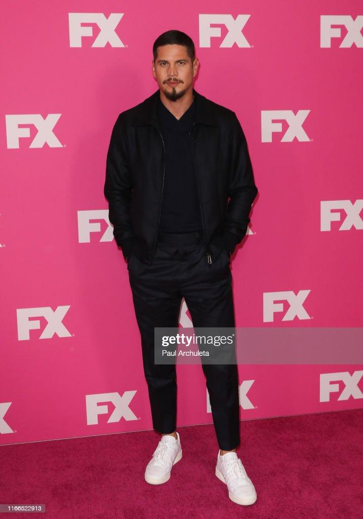 FX Networks Starwalk Red Carpet At TCA - Arrivals : News Photo