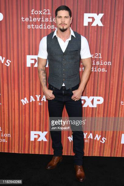J D Pardo attends the FYC Event For FX's Mayans at NeueHouse Hollywood on May 29 2019 in Los Angeles California