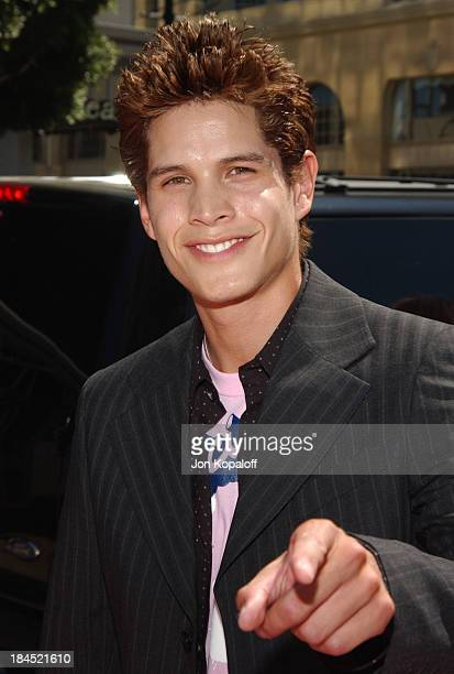 JD Pardo during A Cinderella Story Los Angeles Premiere Arrivals at Grauman's Chinese Theatre in Hollywood California United States