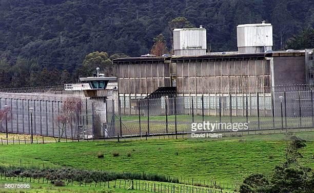 Paremoremo Maxium Security Prison at Albany North of Auckland