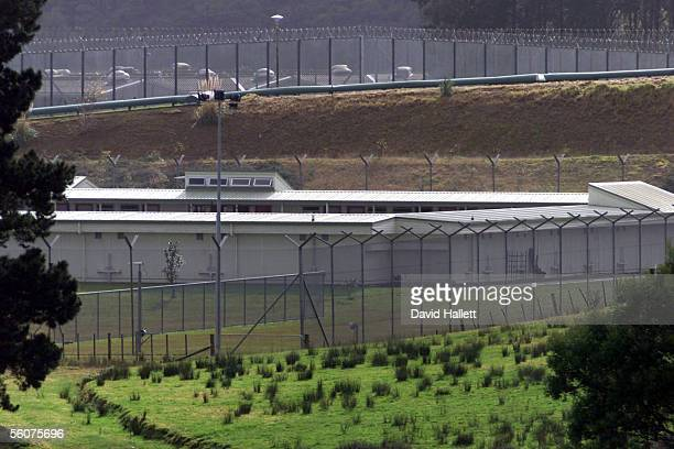 Paremoremo Medium Security Prison at Albany North of Auckland