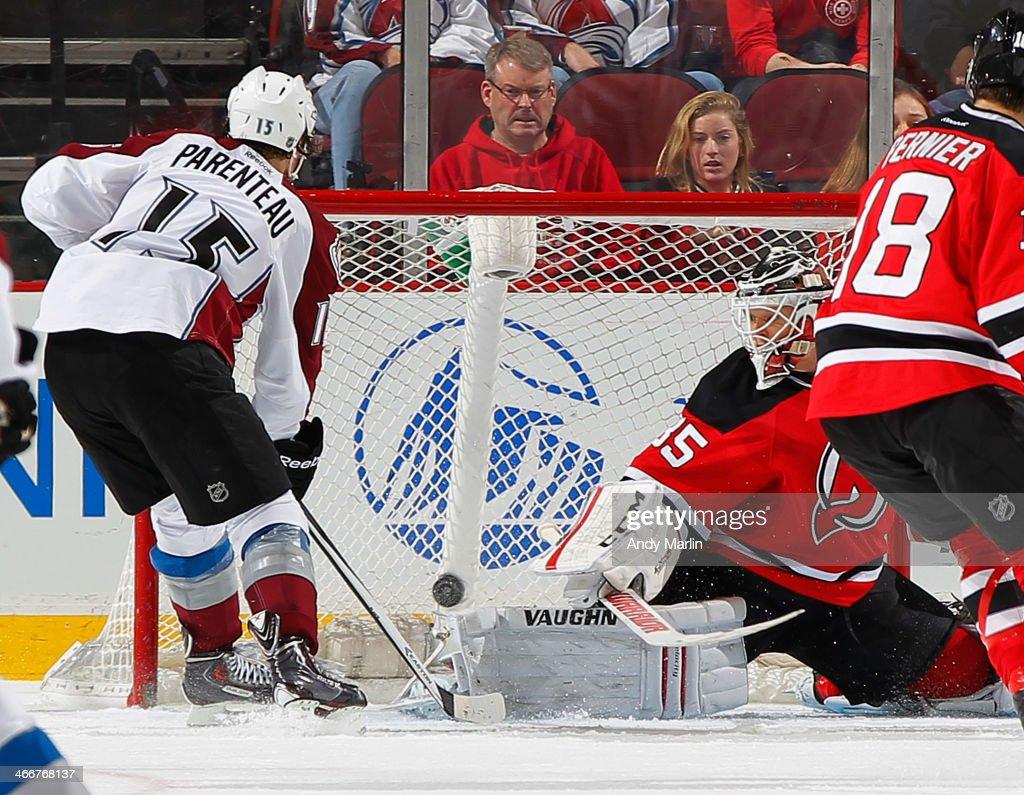 Colorado Avalanche v New Jersey Devils