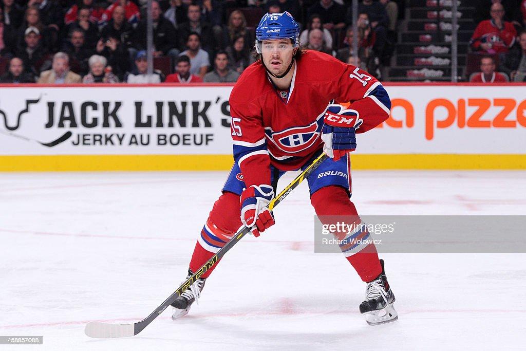 Winnipeg Jets v Montreal Canadiens : News Photo