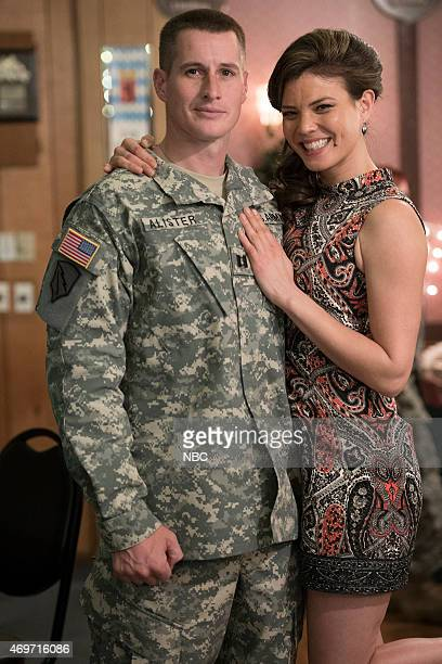 SHIFT Parenthood Episode 209 Pictured Brendan Fehr as Drew Alister Jeananne Goossen as Krista BellHart