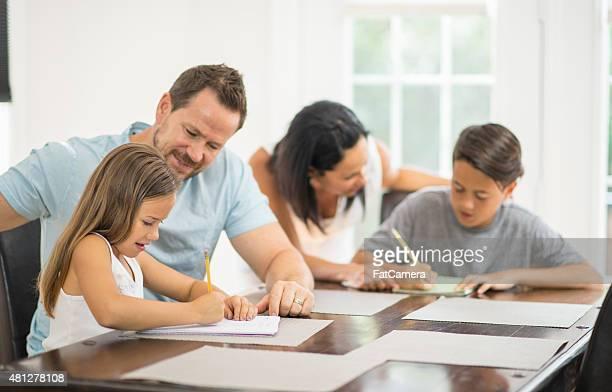 Parents aide à faire vos devoirs