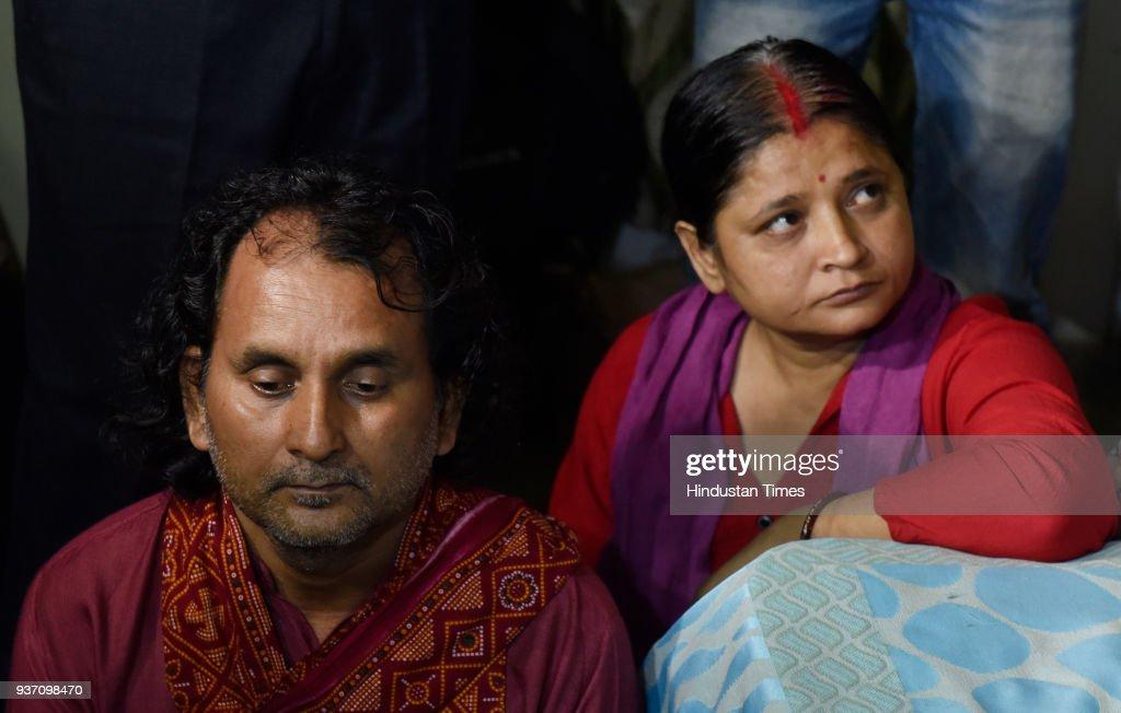 Padma Vibhushan Birju Maharaj Demand Fare Investigation In Ahlcon Public School Student Suicide Case