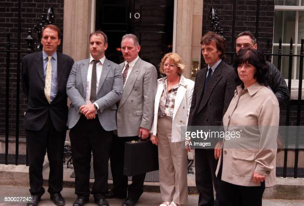Parents of children who have died as a result of NHS medical treatment today took their campaign for a full enquiry to Downing Street Liberal...