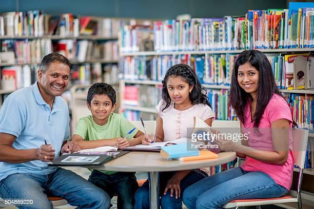 Parents Teaching Their Children