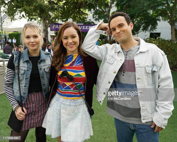 """Parents Thursday"""" - While at school, Erica attempts to fool Beverly into thinking Parents Weekend has been rescheduled to Parents Thursday so the..."""