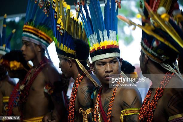 paresís - indio - fotografias e filmes do acervo