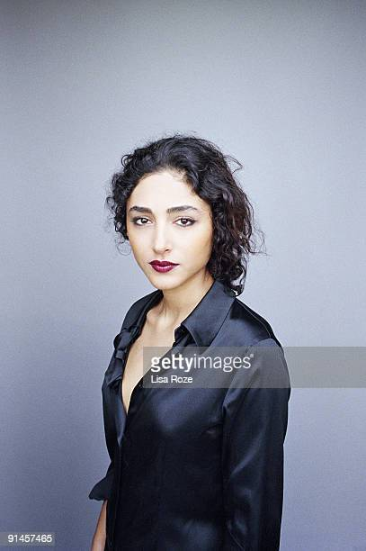 Actress Golshifteh Farahani poses at a portrait session in Paris on May 21 2009