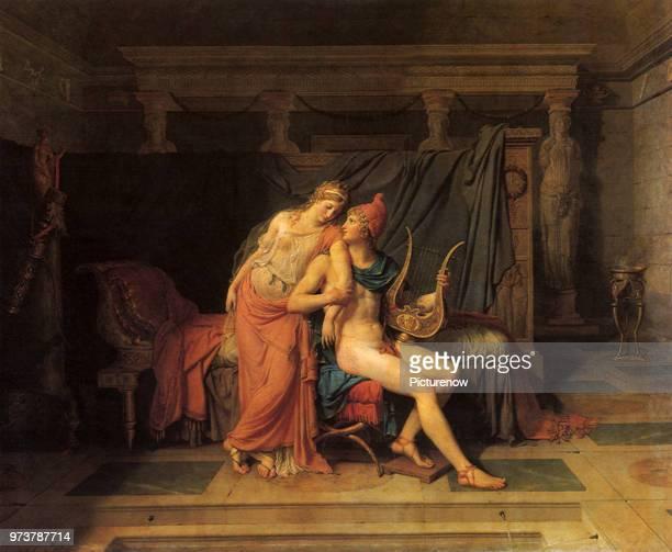 Paris and Helen 1788 David JacquesLouis 1788