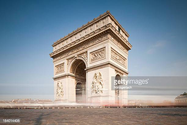 L'Arc de Triomphe de Paris