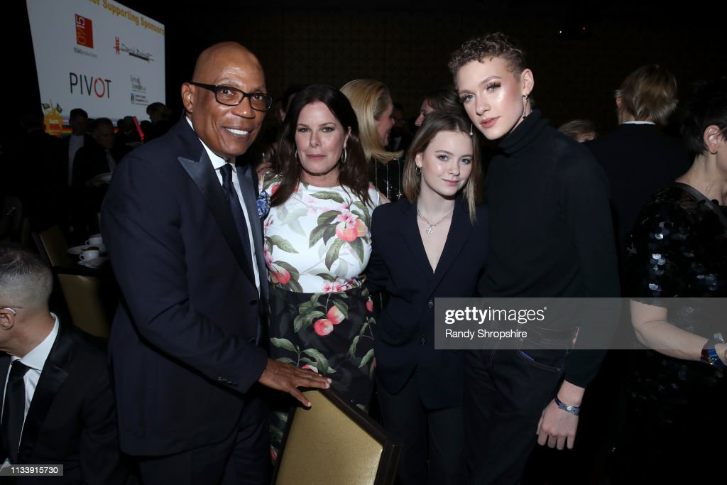 The Human Rights Campaign 2019 Los Angeles Gala Dinner - Inside : News Photo