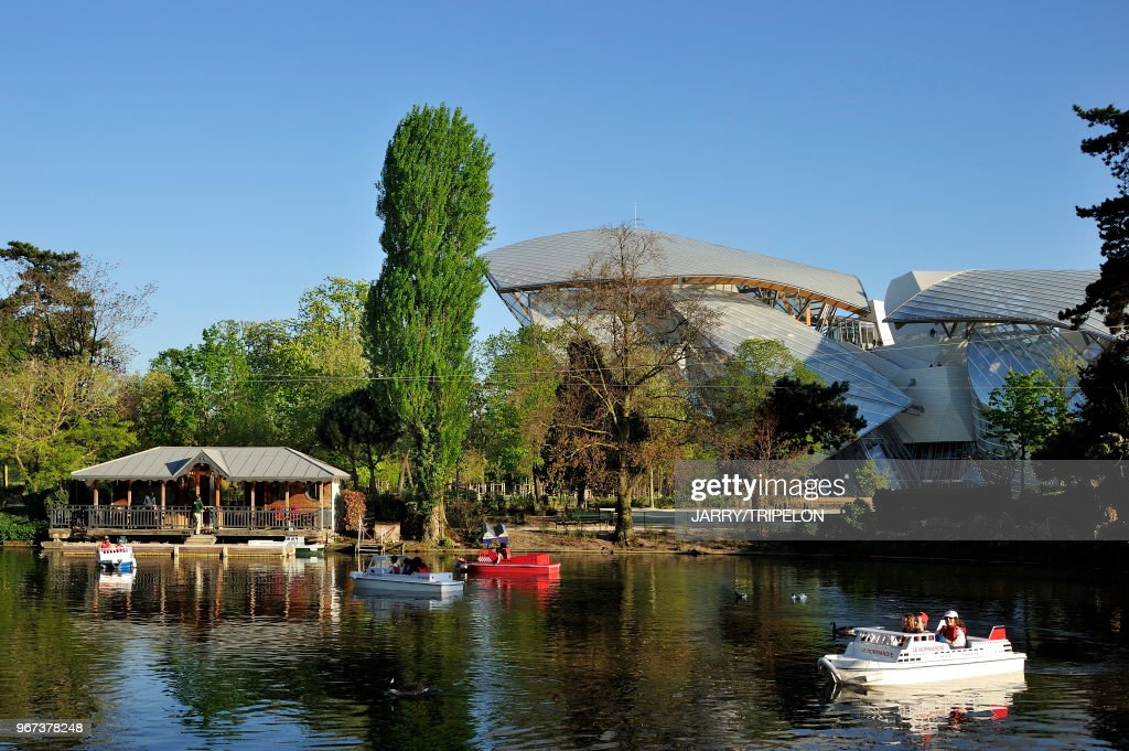 Paris Bois De Boulogne Jardin D Acclimatation News Photo
