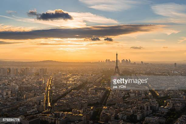 Paris City in Day light