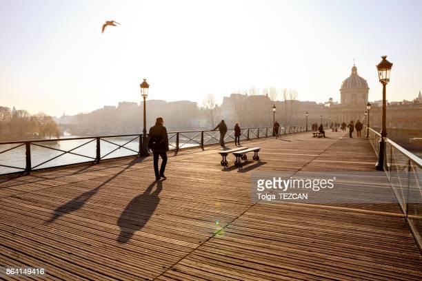 パリ シティ ビュー - 研究所ドフランス - サンジェルマンデプレ ストックフォトと画像