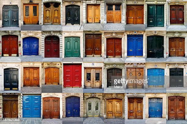 Paris Türen