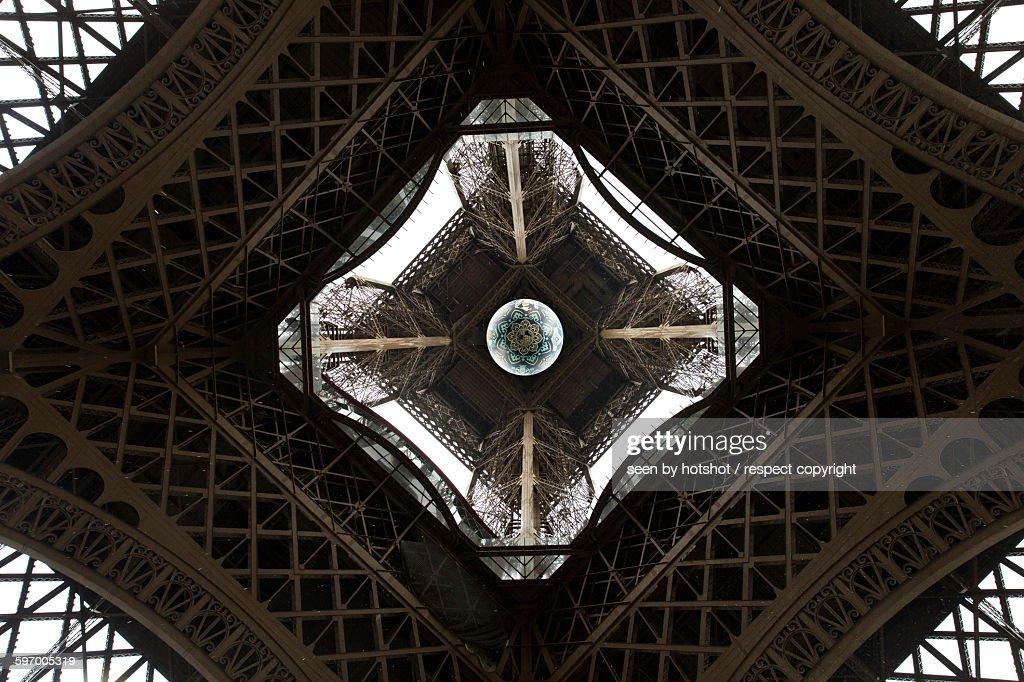 Paris / Eiffel Tower / Eifel-Turm : Stock Photo