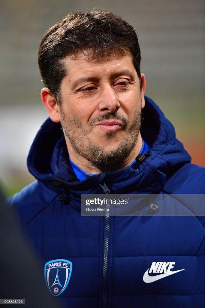 Paris Fc - AC Ajaccio - Ligue 2
