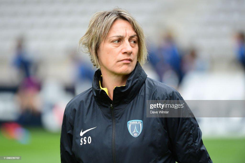 FRA: Paris FC v SC Montpellier Herault - Women Division 1