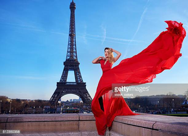 paris feelings - modeshow stockfoto's en -beelden
