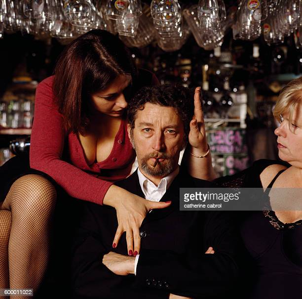'Paris Fleche d'Or Cafe With the Marseille accent 'In a word you want me to scorn them' Two actress friends have come to 'entice' Robert to the bar...