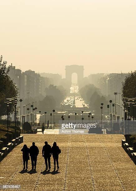 Paris Footwalk