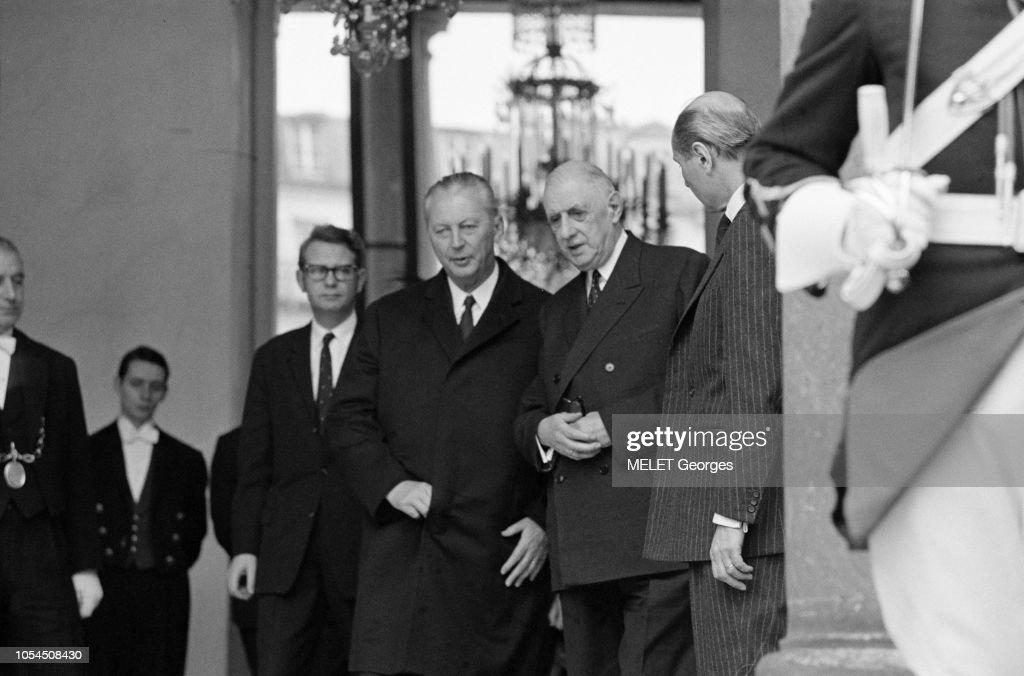 Paris, France, 13 mars 1969 --...