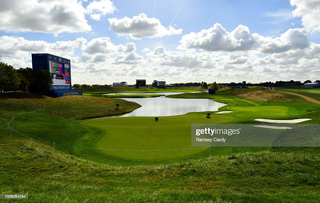 The 2018 Ryder Cup Matches - Fourball Matches : News Photo