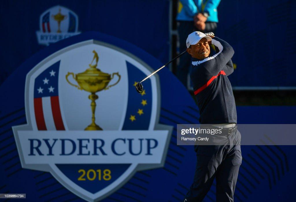 2018 Ryder Cup - Previews : Photo d'actualité