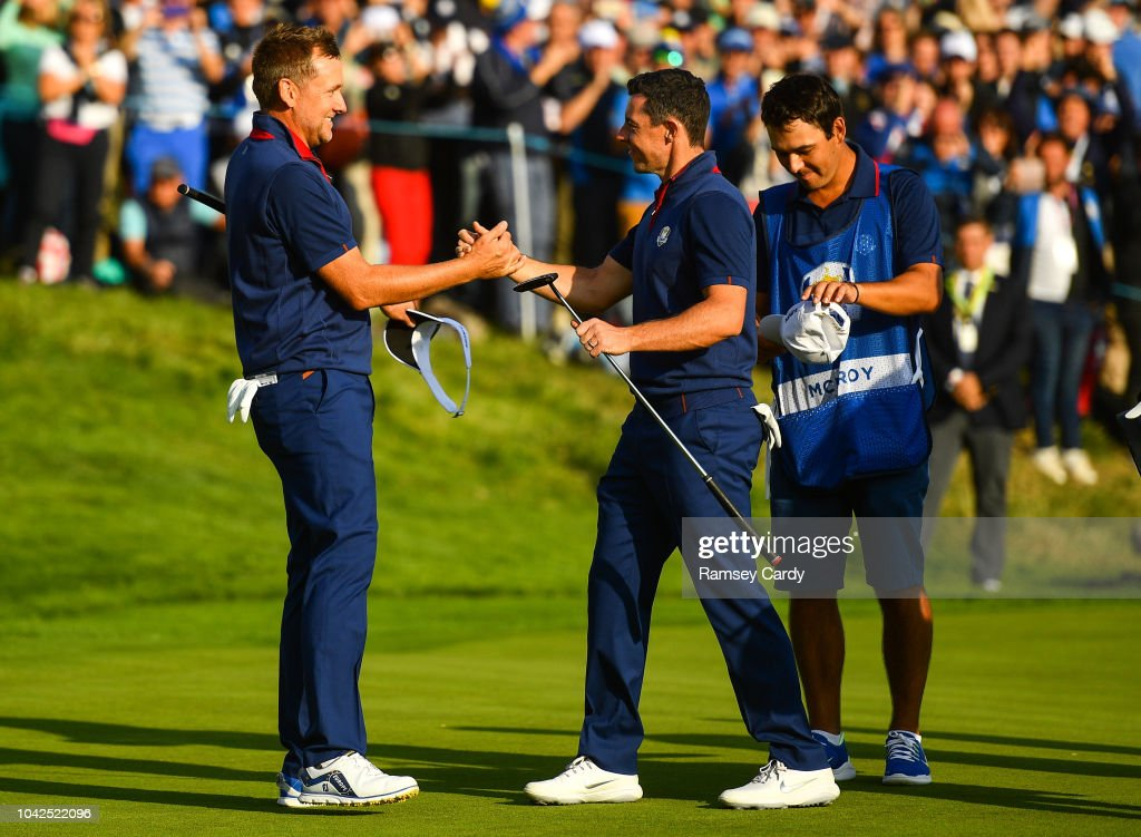 The 2018 Ryder Cup Matches - Friday Afternoon Foursomes : News Photo