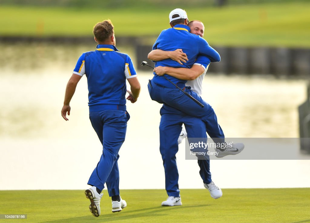 The 2018 Ryder Cup Matches - Singles Matches : ニュース写真