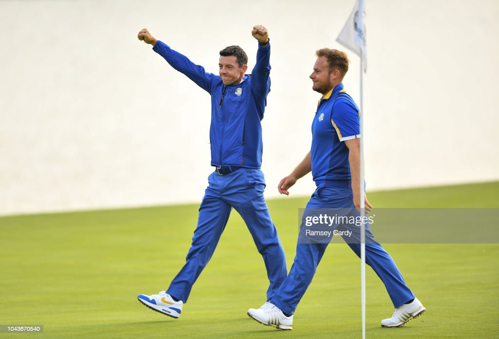 The 2018 Ryder Cup Matches - Singles Matches : News Photo