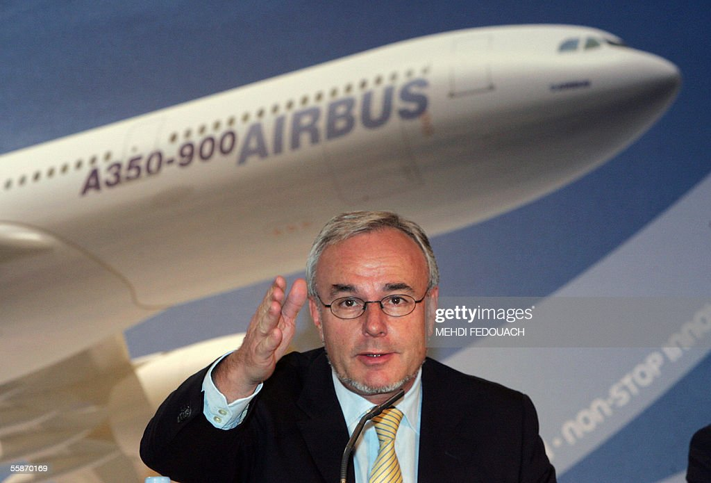 European aircraft manufacturer Airbus' c : News Photo
