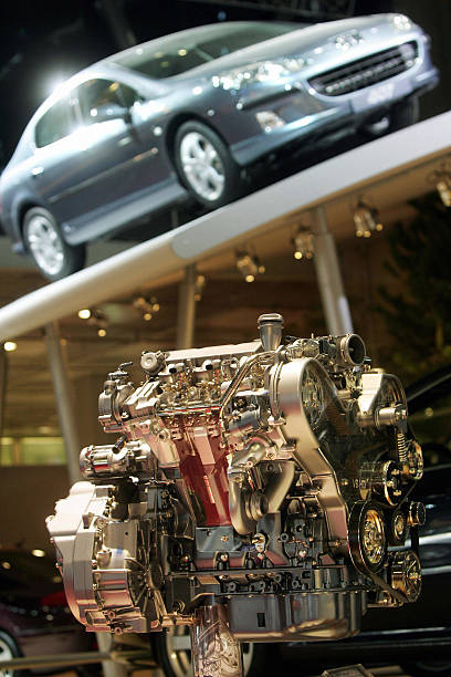FILES) French car maker Peugeot\' 407 (a Pictures | Getty Images