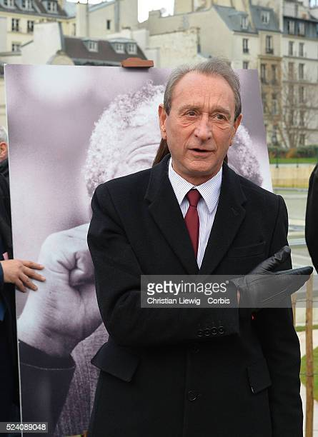 FRANCE Paris Paris' mayor Bertrand Delano�� deputyMayor and Socialist party candidate for the 2014 municipal election in Paris Anne Hidalgo South...