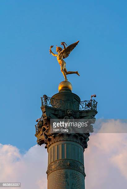Paris, France, Scenic, Place de la Bastille