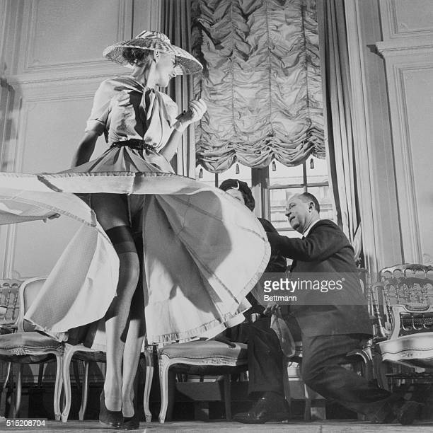 Stockings were highlighted for the first time when Christian Dior noted French designer exhibited his French collection The hose which either...