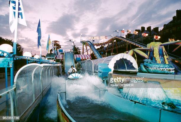 F te foraine stock photos and pictures getty images - Jardin des tuileries fete foraine ...