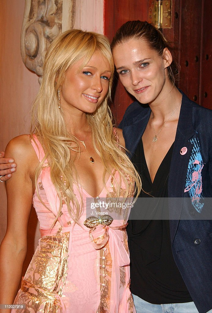 b4cd81b6edc41 Paris Hilton and Carmen Kass during