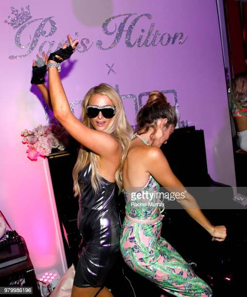 Boohoo Com X Paris Hilton New Collaboration: Paris Hilton Stock Photos And Pictures